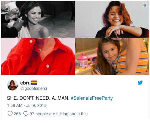 Dân mạng đồng loạt chúc mừng Selena tự do rồi khi Justin đính hôn với cô gái khác - Ảnh 7.