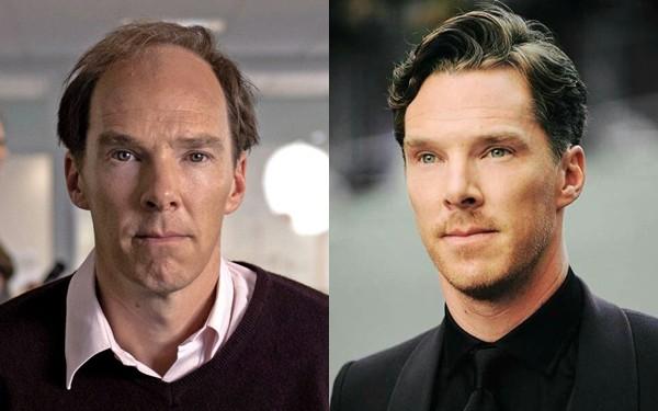 Ai nấy giật mình khi chứng kiến mái tóc hói xấu đột biến của nam thần nước Anh Benedict Cumberbatch - Ảnh 2.