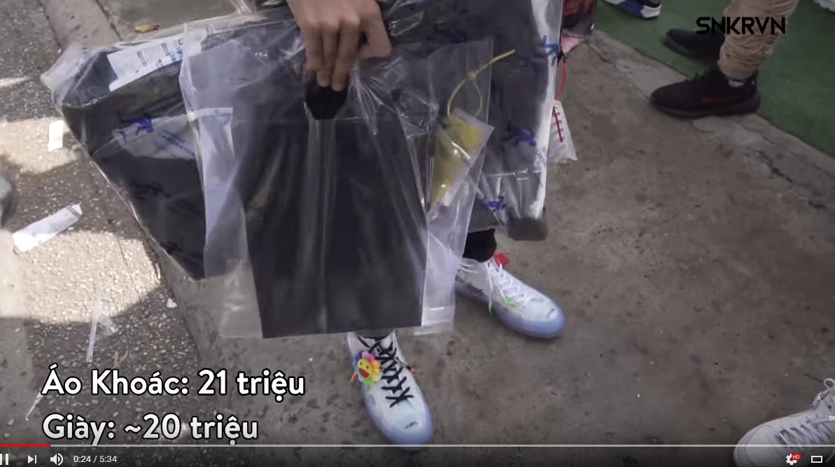 Bên lề clip khoe giá đồ tại Sneaker Fest: Các bạn trẻ Việt mặc đồ hiệu đẹp hay chưa? - Ảnh 8.