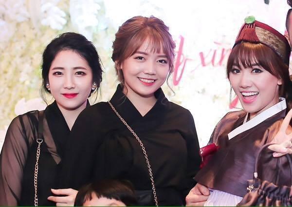 Em gái Hari Won gây bất ngờ khi ngày càng mảnh mai và xinh đẹp - Ảnh 1.