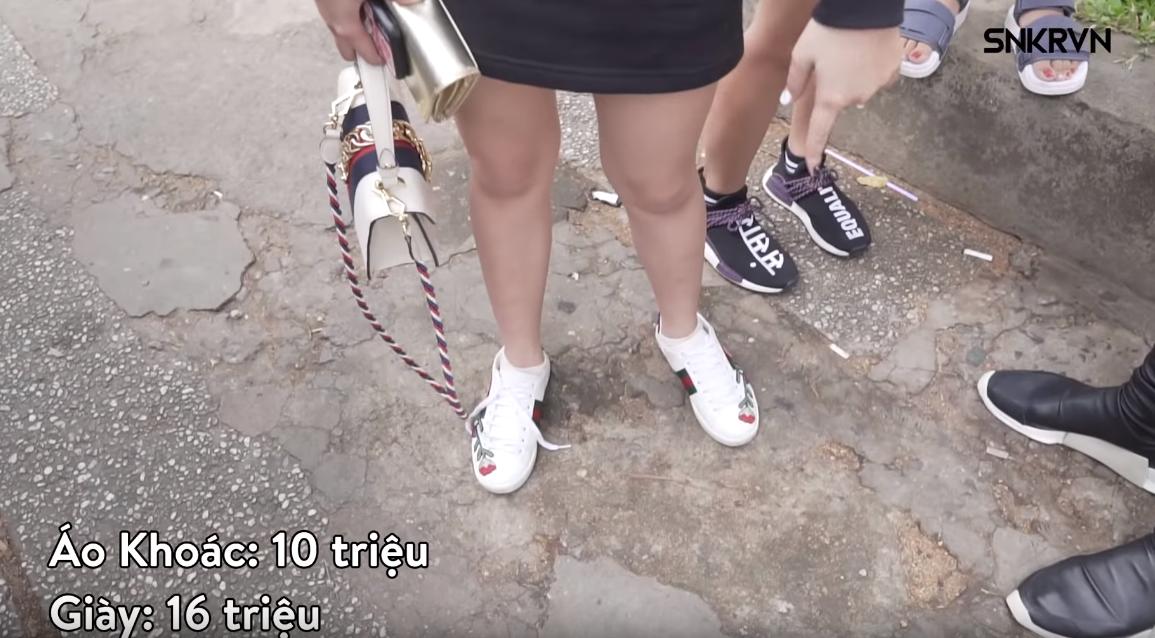 Bên lề clip khoe giá đồ tại Sneaker Fest: Các bạn trẻ Việt mặc đồ hiệu đẹp hay chưa? - Ảnh 3.