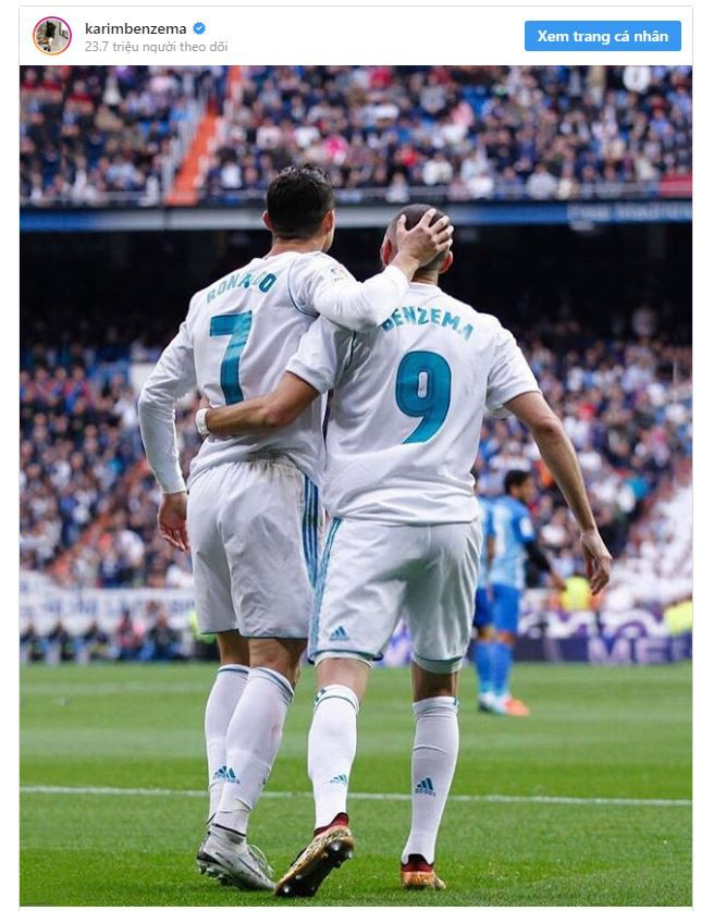 Ramos, Kroos, Bale gửi thông điệp từ biệt Ronaldo - Ảnh 5.