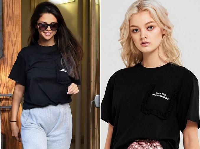 Thông điệp trên áo Selena mặc sau khi Justin đính hôn hẳn là điều ai cũng muốn gửi đến người yêu cũ khi hay tin họ cưới - Ảnh 3.