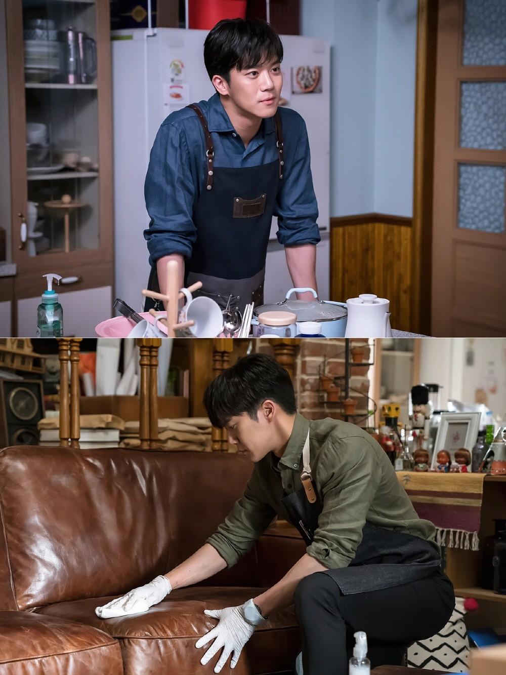 Your House Helper: Chuyện chàng quản gia đẹp hơn hoa xứ Hàn dọn dẹp tâm hồn người xem - Ảnh 5.