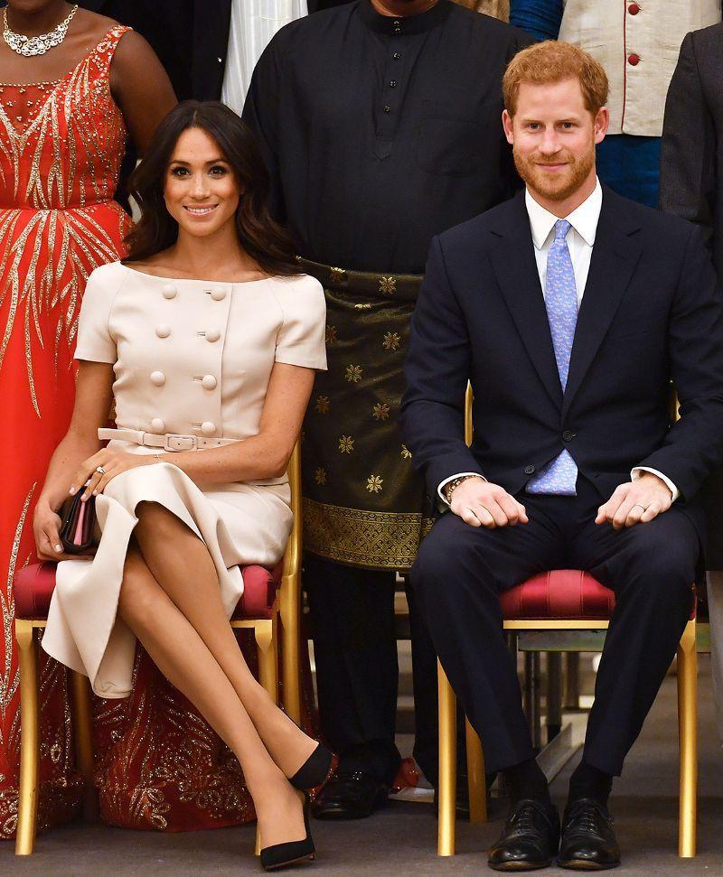 Ai cũng muốn như Meghan Markle: thích kiểu váy nào là mua mỗi hãng một chiếc, lại toàn là hãng cao cấp - Ảnh 7.