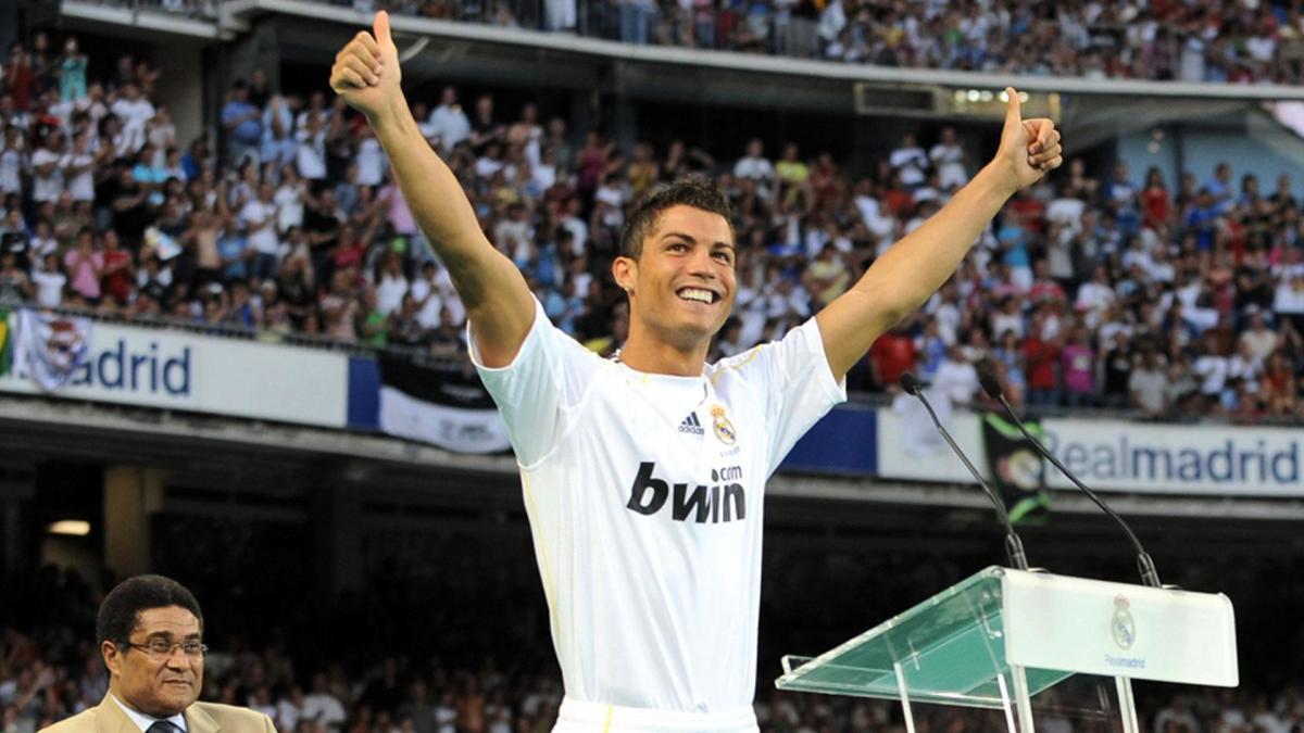 Real Madrid làm video xúc động tri ân Cristiano Ronaldo - Ảnh 2.