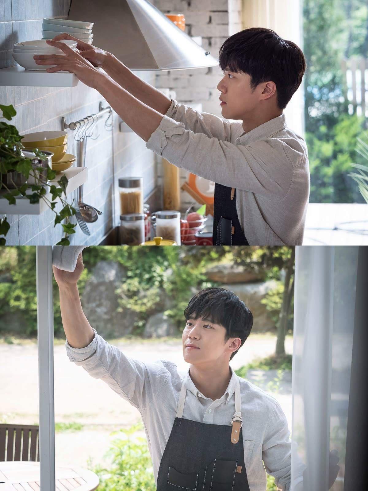 Your House Helper: Chuyện chàng quản gia đẹp hơn hoa xứ Hàn dọn dẹp tâm hồn người xem - Ảnh 3.