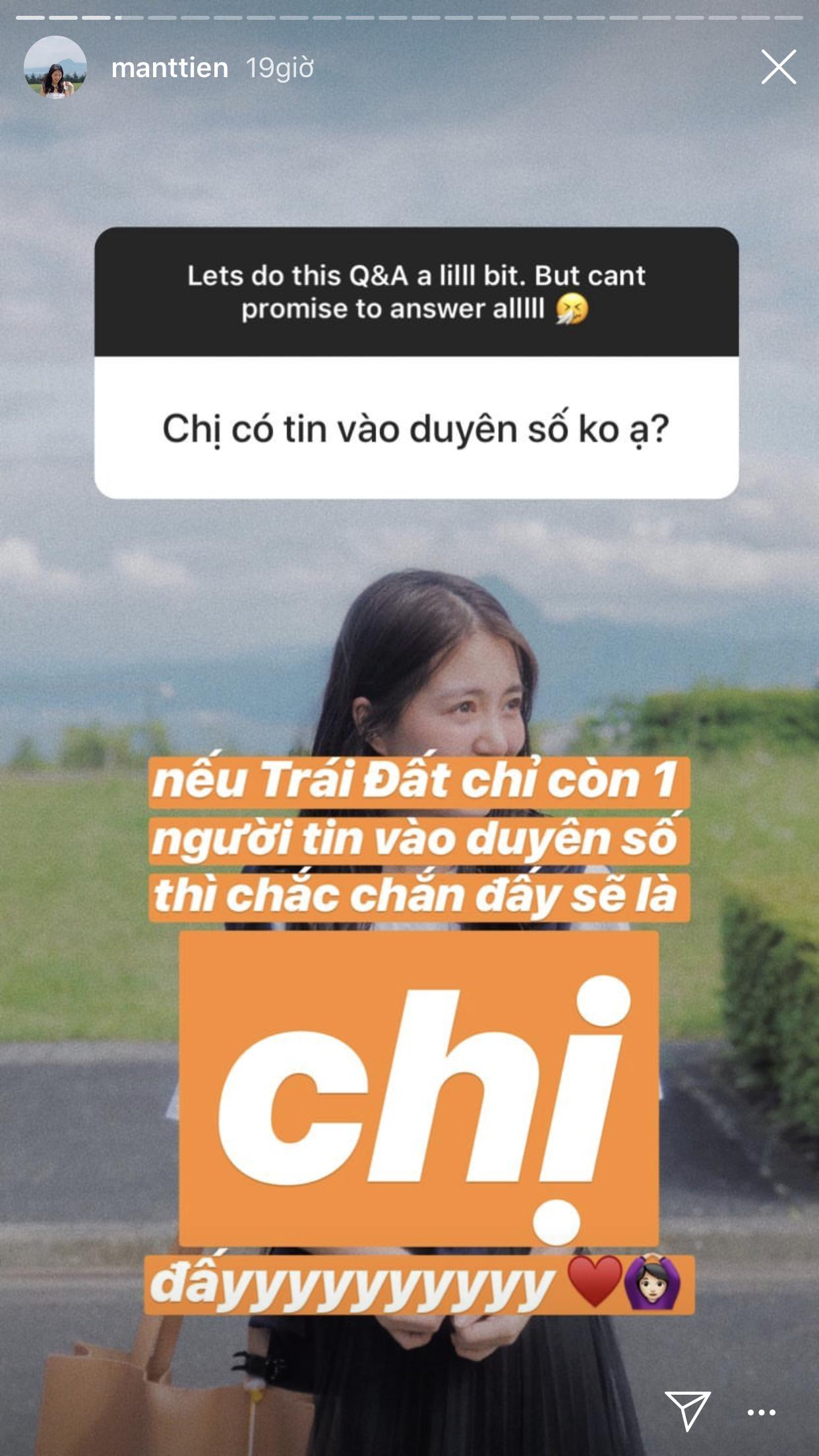 Hot girl chơi trả lời câu hỏi trên Instagram, có những tiết lộ thú vị đến không ngờ! - Ảnh 11.