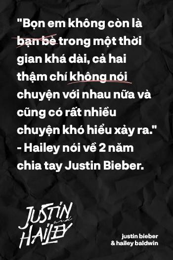 Justin Bieber - Hailey Baldwin: Bão đã dừng sau cánh cửa để đón hạnh phúc nhỏ cho chàng Don Juan - Ảnh 9.