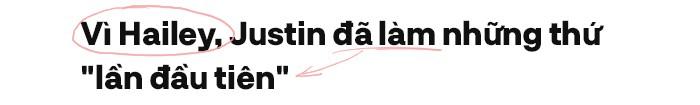 Justin Bieber - Hailey Baldwin: Bão đã dừng sau cánh cửa để đón hạnh phúc nhỏ cho chàng Don Juan - Ảnh 10.