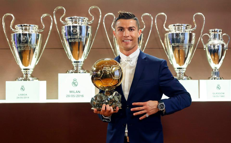 16 câu chuyện tuyệt vời khiến bạn phải có cái nhìn khác về Cristiano Ronaldo - Ảnh 2.