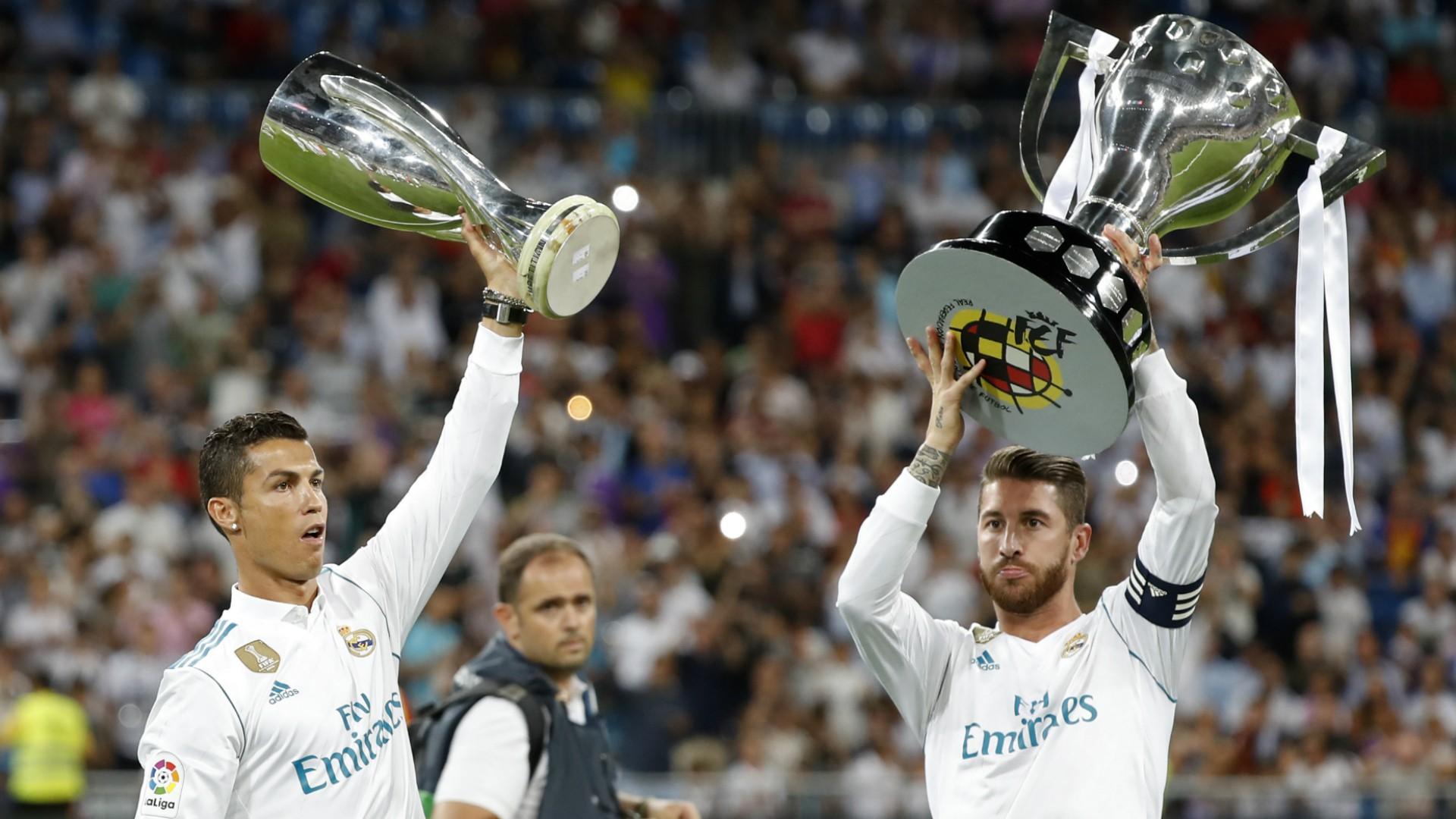 Ramos, Kroos, Bale gửi thông điệp từ biệt Ronaldo - Ảnh 1.