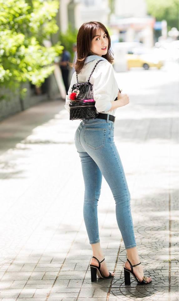 Bảo Anh diện váy hè không ngại vén cao táo bạo, Hà Hồ nghi án thả rông với áo ôm sát gợi cảm - Ảnh 3.