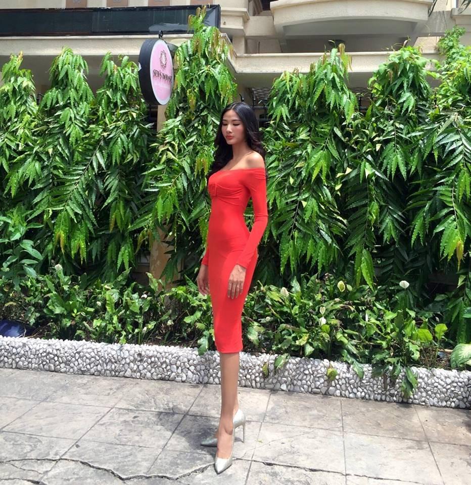 Bảo Anh diện váy hè không ngại vén cao táo bạo, Hà Hồ nghi án thả rông với áo ôm sát gợi cảm - Ảnh 8.