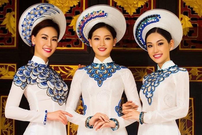 Nhà có 3 nàng tiên phiên bản đời thực: Ai cũng xinh đẹp, dáng chuẩn và cùng thi hoa hậu - Ảnh 7.