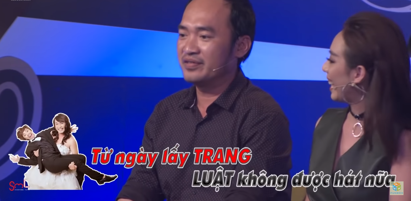 Thu Trang từng nổi cơn thịnh nộ khi chồng mình bị nhắc tên quá nhiều dù không có mặt - Ảnh 2.