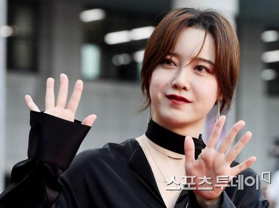 Bỗng phát tướng và liên tục che bụng, Goo Hye Sun bị nghi mang thai con đầu lòng với Ahn Jae Hyun - Ảnh 6.
