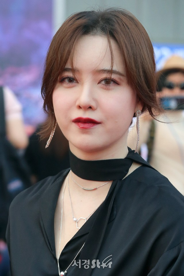 Bỗng phát tướng và liên tục che bụng, Goo Hye Sun bị nghi mang thai con đầu lòng với Ahn Jae Hyun - Ảnh 8.