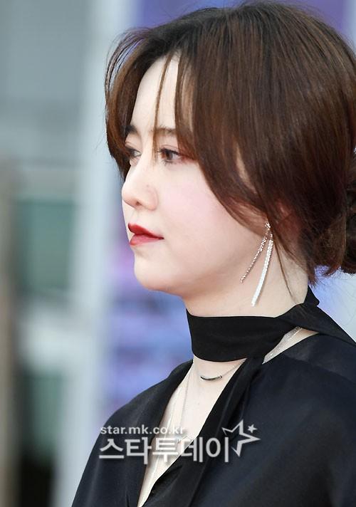 Bỗng phát tướng và liên tục che bụng, Goo Hye Sun bị nghi mang thai con đầu lòng với Ahn Jae Hyun - Ảnh 9.