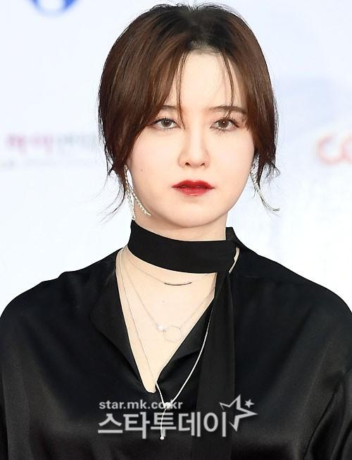 Bỗng phát tướng và liên tục che bụng, Goo Hye Sun bị nghi mang thai con đầu lòng với Ahn Jae Hyun - Ảnh 10.