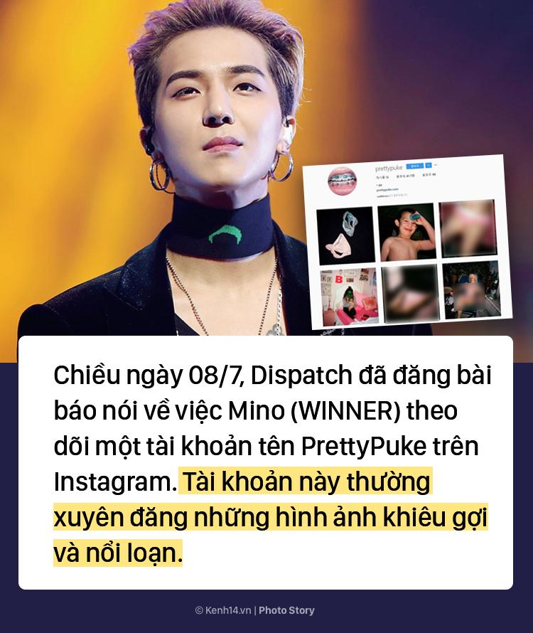Sự thật đằng sau nghi vấn lời bài hát mang khuynh hướng ấu dâm của Mino (WINNER) - Ảnh 1.
