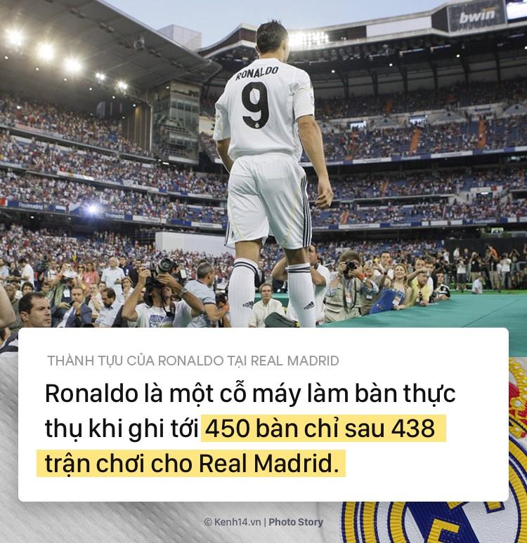 Nhìn lại những kỷ lục của Cristiano Ronaldo sau 9 năm khoác áo Real Madrid - Ảnh 1.