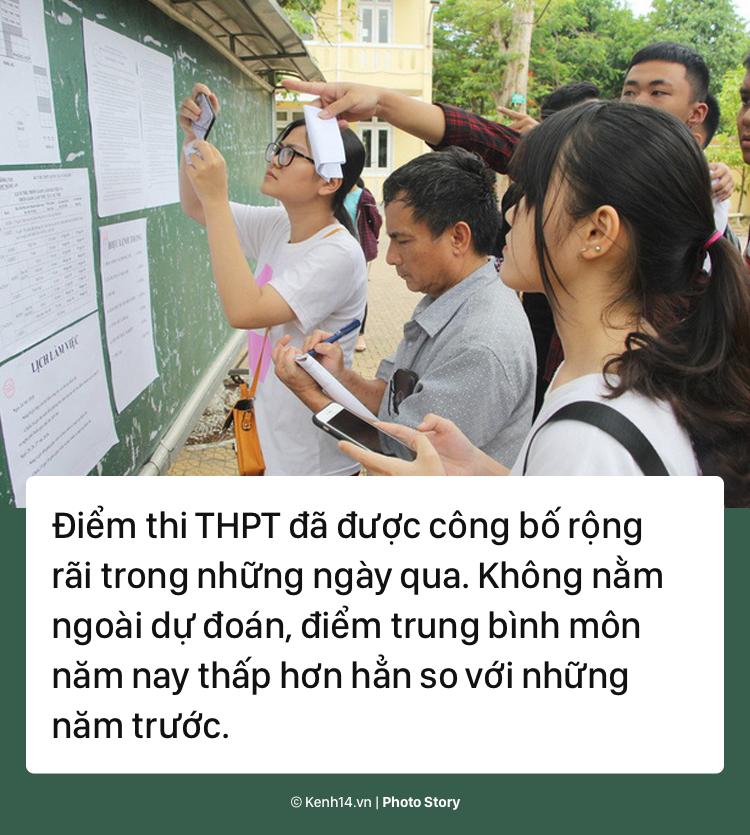 Điểm thi Sử thấp kỉ lục, số điểm 10 giảm gần 9,5 lần và những con số thống kê về kì thi THPT vừa rồi - Ảnh 1.