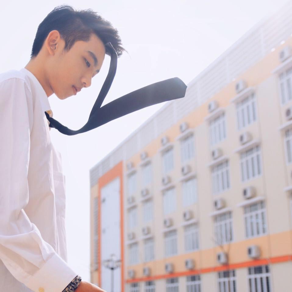 Hotboy trường THPT chuyên Trần Phú khiến cư dân mạng ngây ngất vì vừa đẹp trai, vừa tranh luận cực đanh thép - Ảnh 7.