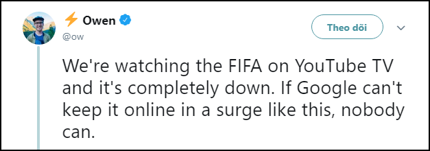 Livestream Anh-Croatia bị sập suốt 40 phút trên YouTube TV, dân tình chỉ còn biết kêu trời - Ảnh 3.
