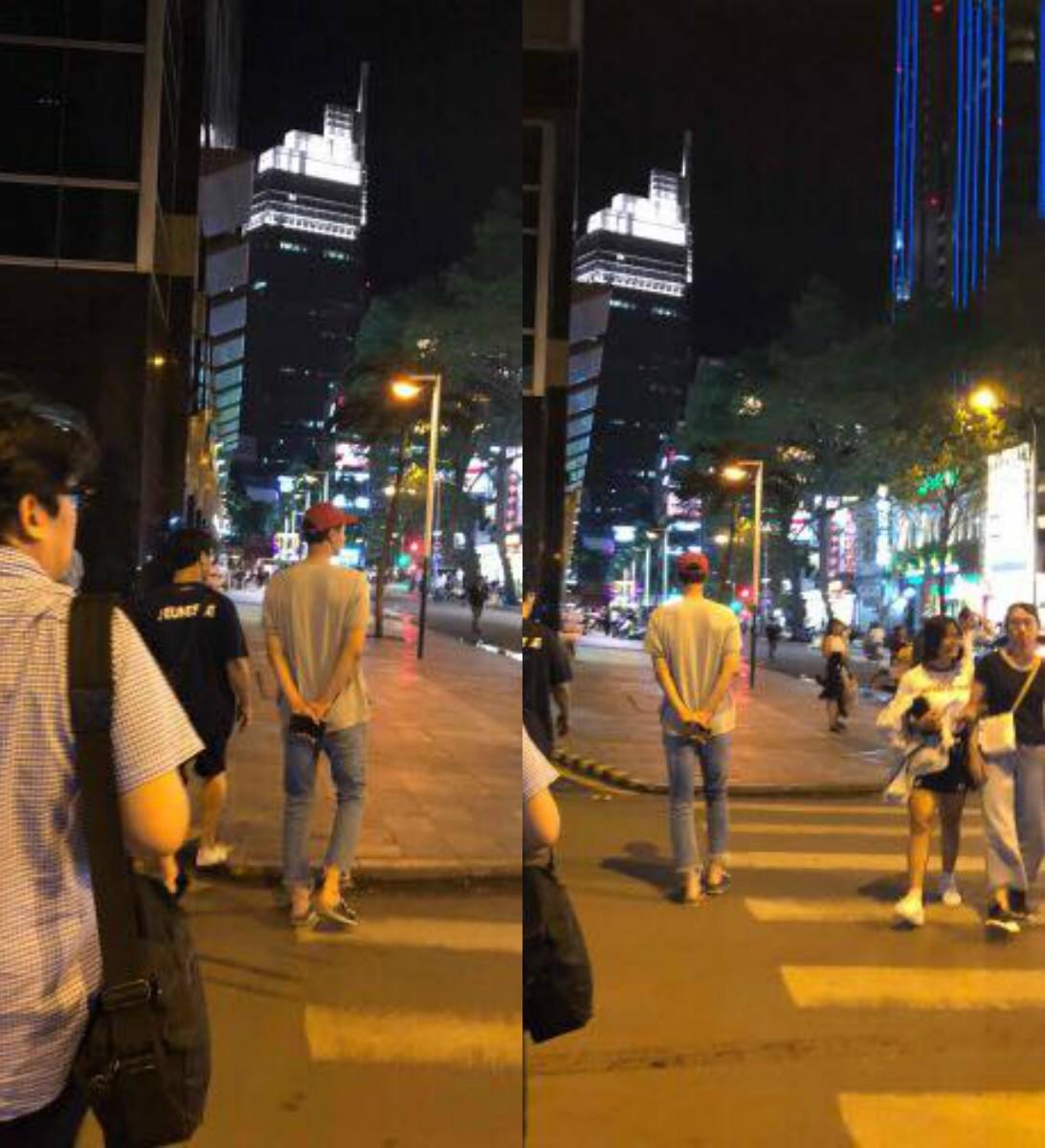 Tài tử Jo In Sung dạo phố Việt Nam: Đi dép lào, dáng đứng Bến Tre nhưng vẫn khiến fan vỡ tim vì ngoại hình - Ảnh 3.