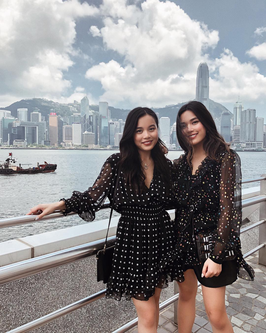 Cộng đồng Instagram Việt đang dậy sóng vì chị em gái gốc Việt vừa xinh đẹp, vừa sang chảnh và đa tài - Ảnh 11.