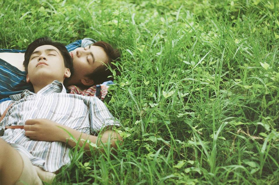 Mùa hè rực rỡ, dịu êm và rất tình của hai chàng trai trong bộ ảnh Theo anh về nhà - Ảnh 6.