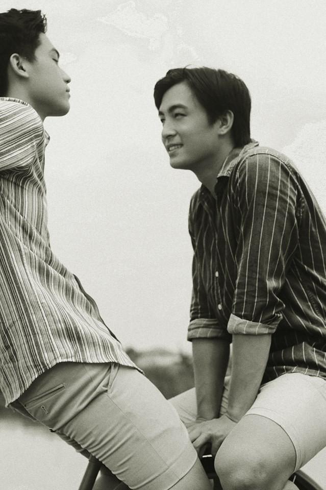 Mùa hè rực rỡ, dịu êm và rất tình của hai chàng trai trong bộ ảnh Theo anh về nhà - Ảnh 11.