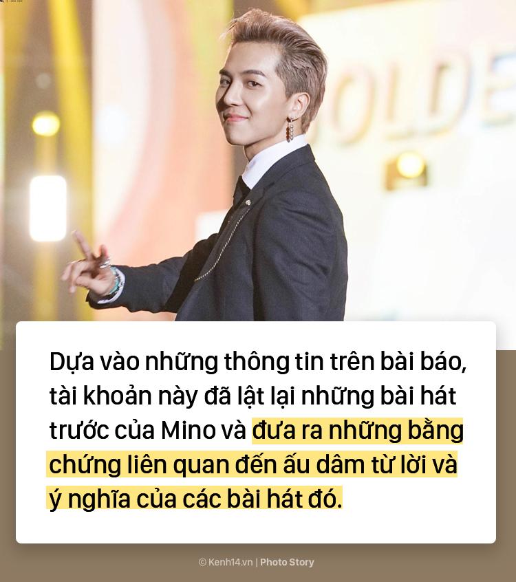 Sự thật đằng sau nghi vấn lời bài hát mang khuynh hướng ấu dâm của Mino (WINNER) - Ảnh 7.