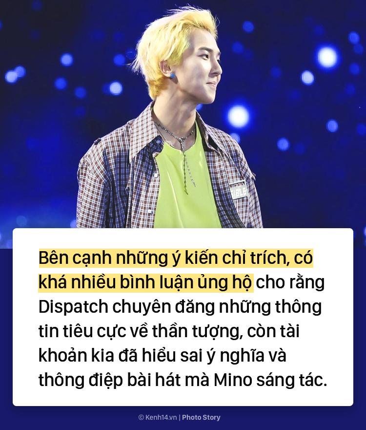 Sự thật đằng sau nghi vấn lời bài hát mang khuynh hướng ấu dâm của Mino (WINNER) - Ảnh 14.
