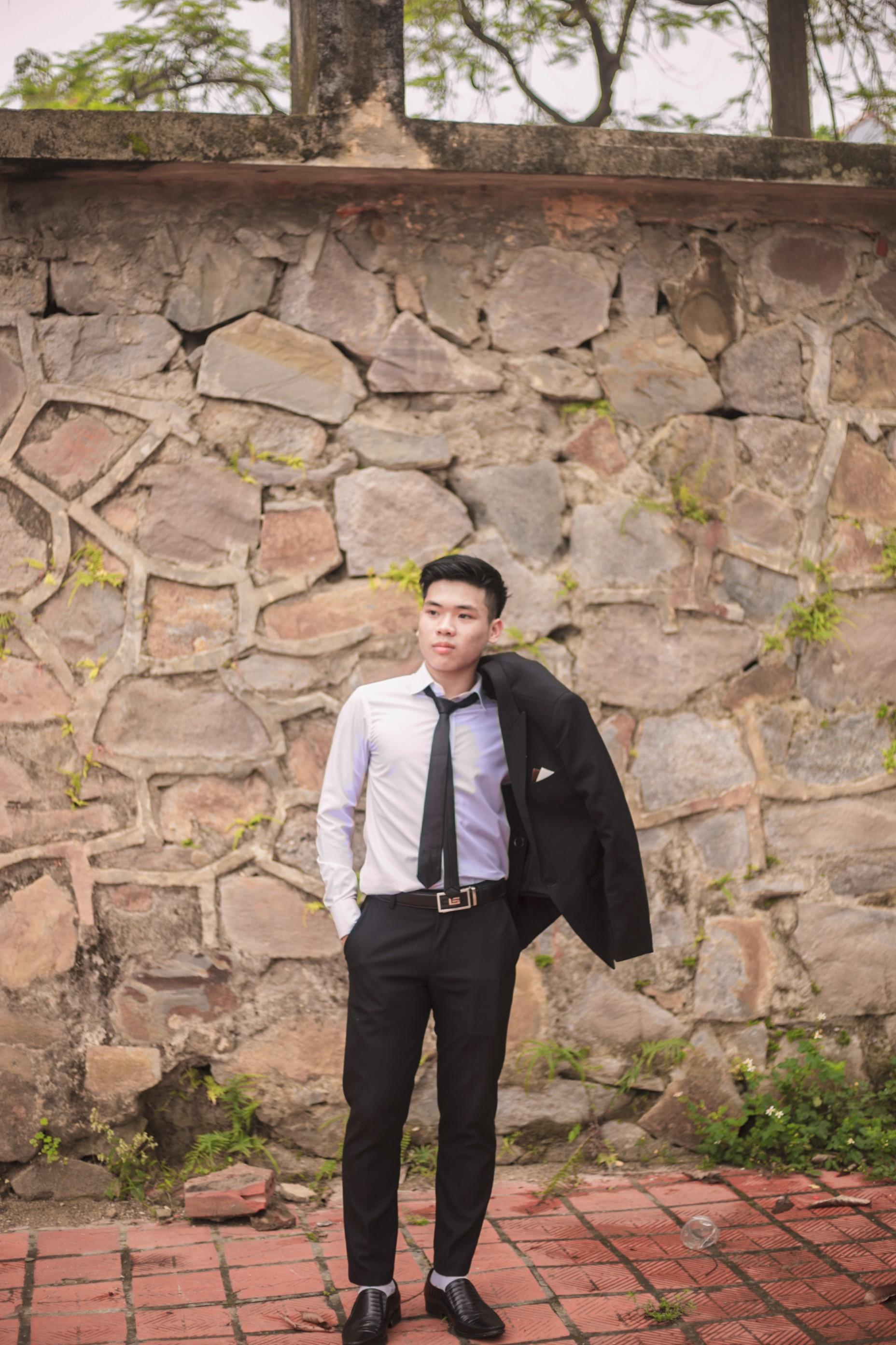 Thủ khoa khối B THPT QG 2018: Tự tin trở thành tân sinh viên Đa khoa ĐH Y Hà Nội - Ảnh 1.