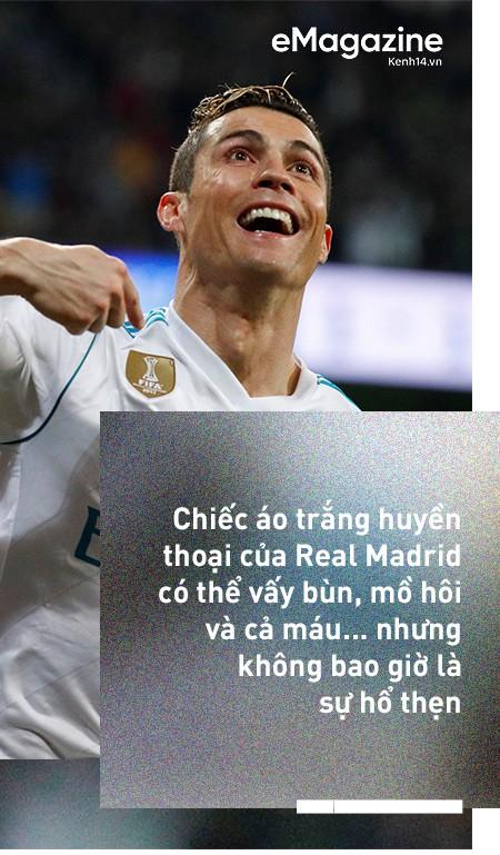 Ronaldo và lời từ biệt với Real Madrid: Định mệnh của một nhà vô địch - Ảnh 4.