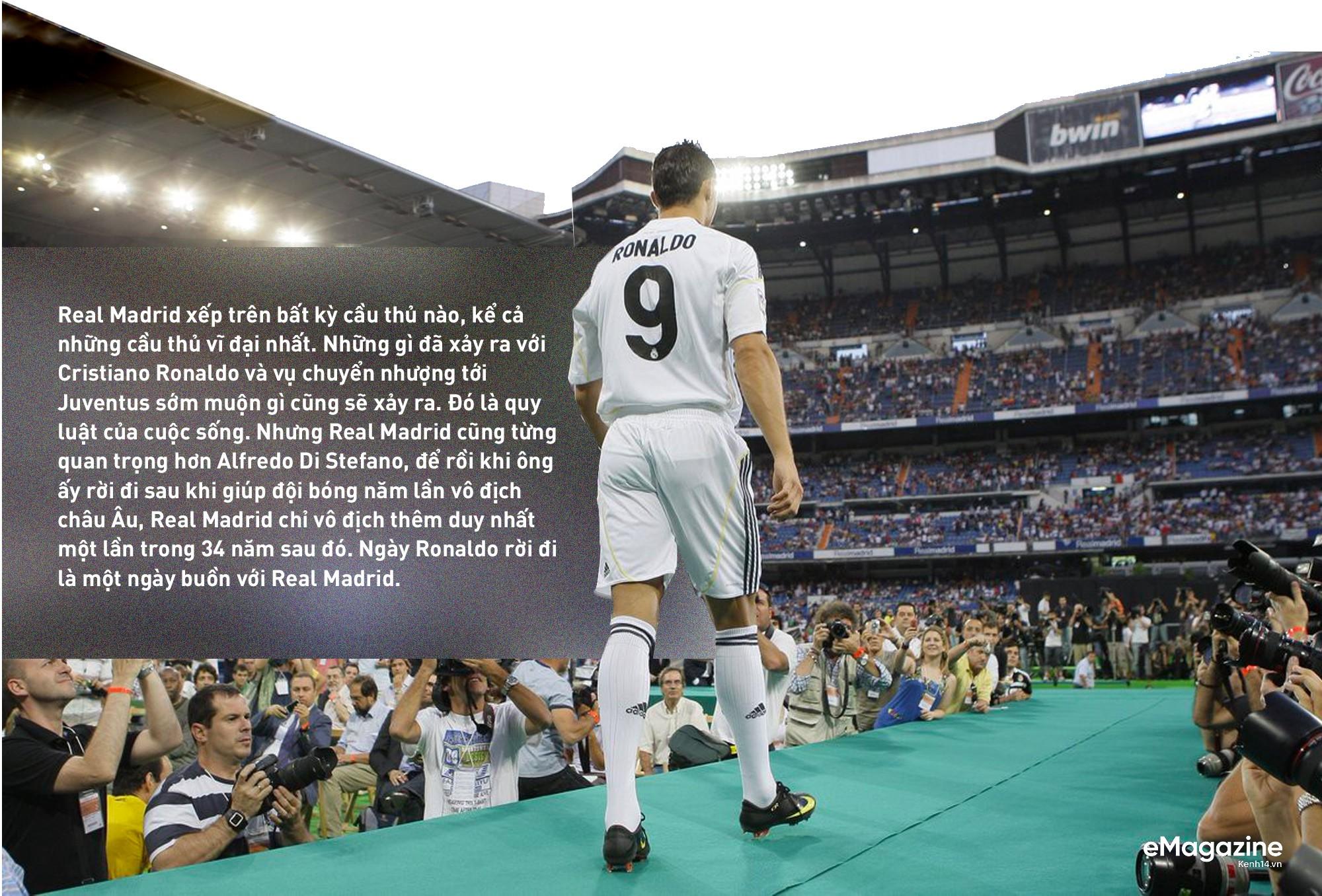Ronaldo và lời từ biệt với Real Madrid: Định mệnh của một nhà vô địch - Ảnh 5.