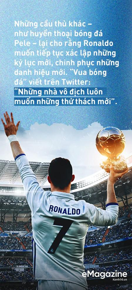Ronaldo và lời từ biệt với Real Madrid: Định mệnh của một nhà vô địch - Ảnh 7.