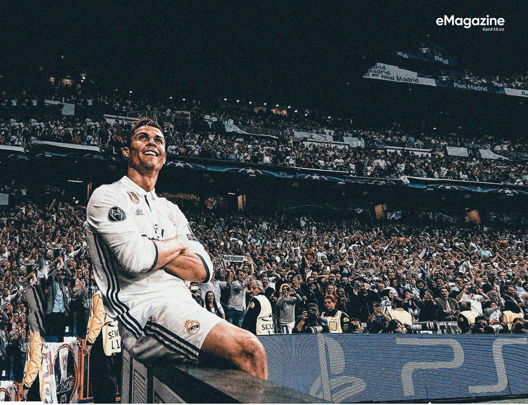 Ronaldo và lời từ biệt với Real Madrid: Định mệnh của một nhà vô địch - Ảnh 10.
