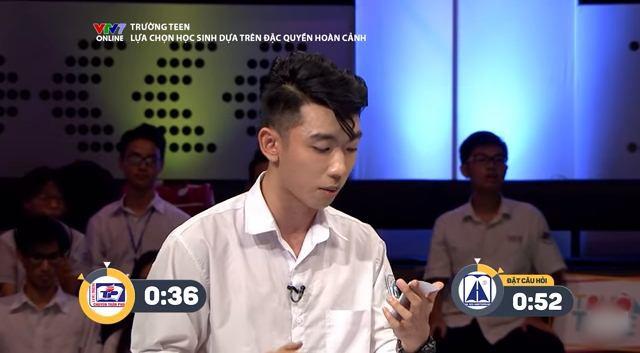 Hotboy trường THPT chuyên Trần Phú khiến cư dân mạng ngây ngất vì vừa đẹp trai, vừa tranh luận cực đanh thép - Ảnh 3.