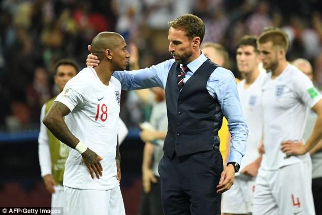 Dù thất bại trước Croatia, đội tuyển Anh vẫn được bà Theresa May và hoàng tử William hết lòng khen ngợi - Ảnh 5.