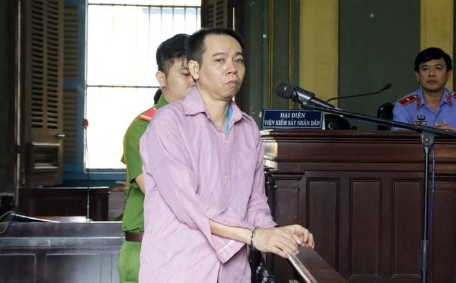 Người vợ đề nghị tòa tử hình chồng vì giết cha mẹ mình - Ảnh 1.