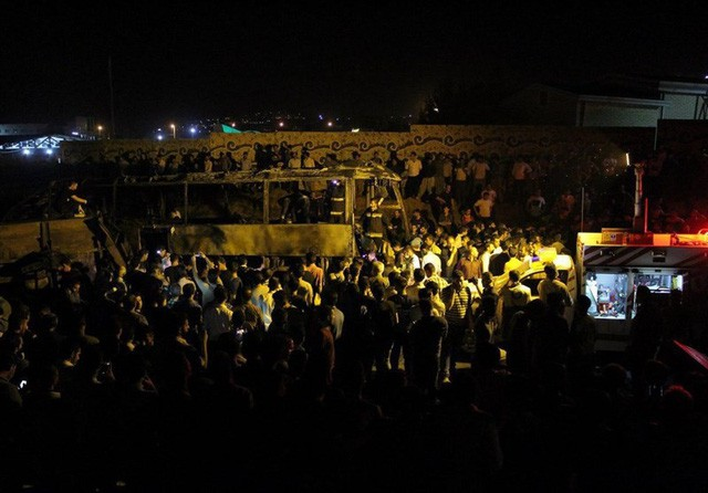Tai nạn giao thông thảm khốc tại Iran, ít nhất 11 người thiệt mạng - Ảnh 1.
