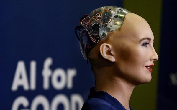 Ngày 13/7, Robot Sophia sẽ có mặt tại Việt Nam trả lời phỏng vấn báo giới - Ảnh 1.