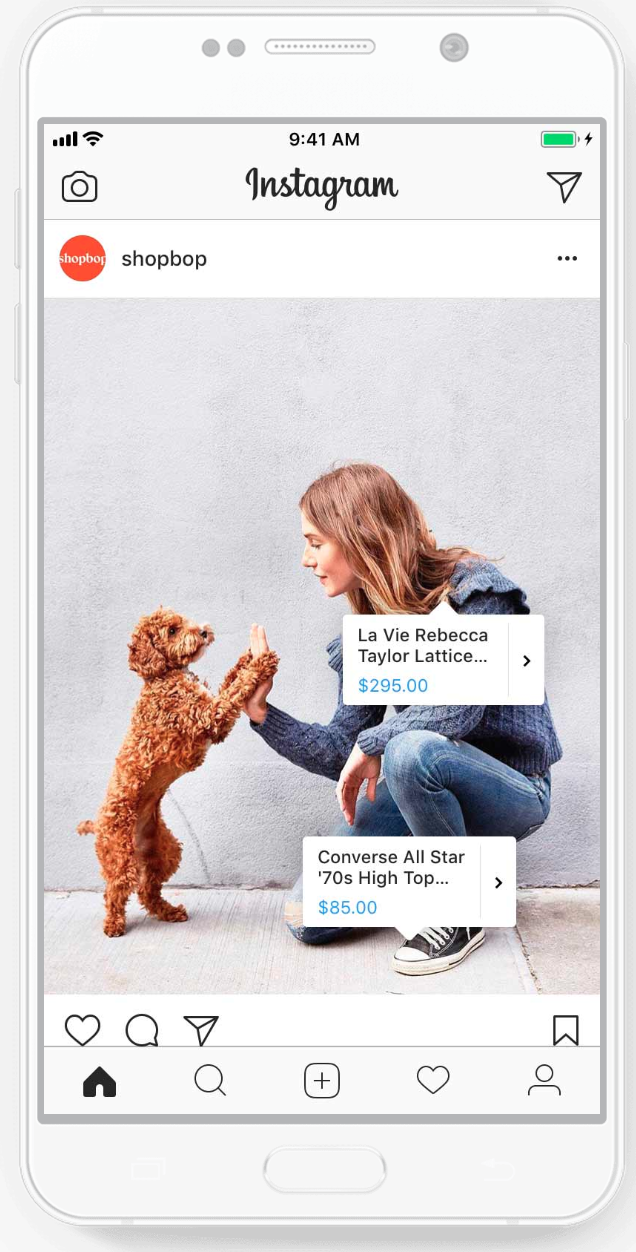 Facebook chuẩn bị cho ra mắt một loại quảng cáo mới, cho phép thử quần áo ngay trên News Feed - Ảnh 3.