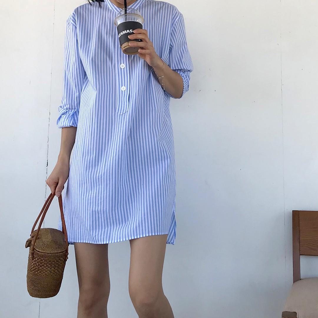 Hè này, có quá nhiều kiểu váy xinh ngây ngất mà bạn sẽ muốn diện bằng hết thì thôi! - Ảnh 21.