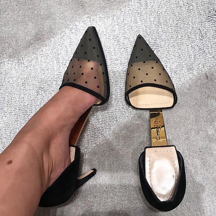 Nếu Dior ra mẫu cao gót mới này, liệu bạn có dám đi thử? - Ảnh 3.