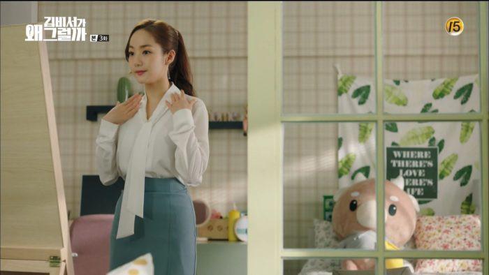 5 kiểu áo blouse được thư ký Kim lăng xê: thanh lịch, cuốn hút và các cô nàng công sở hoàn toàn có thể học theo - Ảnh 4.