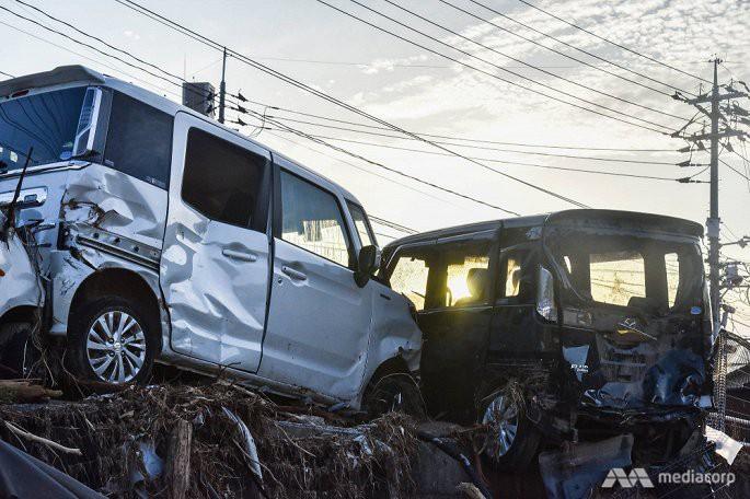 Số người chết trong mưa lũ Nhật Bản tăng lên 199, hàng chục người vẫn mất tích - Ảnh 7.